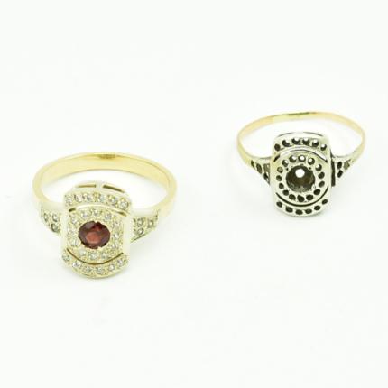 Zdjęcie nr. 1 Odtworzenie starego pierścionka ze złota