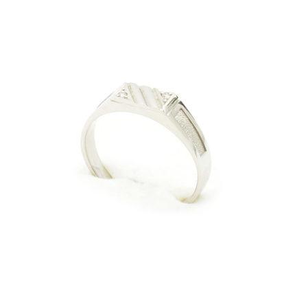 Srebrny sygnet S-015