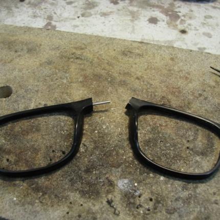 Wzmocnienie okularów