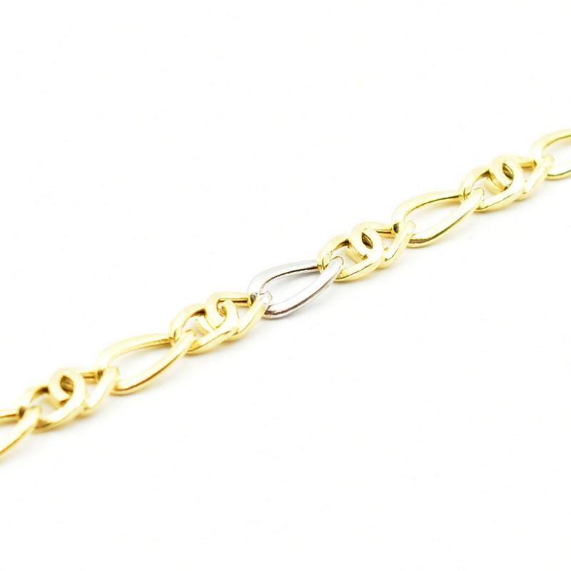 Łańcuszek ze złota próby 585