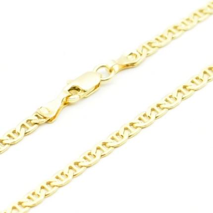 Złoty łańcuszek – Gucci Mariner 55 cm