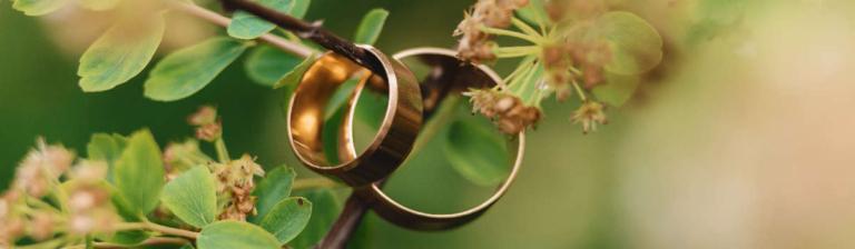 Obrączki ślubne – z brylantem czy bez?