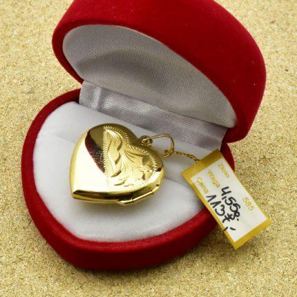Złote puzderko – sekretnik