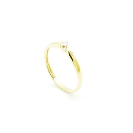Pierścionek zaręczynowy PB-0093
